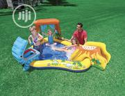 Intex Dinosaur Inflatable Play Center | Toys for sale in Lagos State, Ifako-Ijaiye