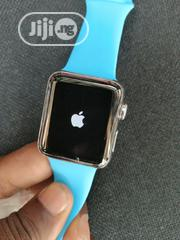 Apple Iwatch Series3 42mm GPS+Cell (Used) | Smart Watches & Trackers for sale in Lagos State, Ikeja