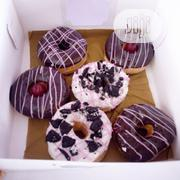 Chocolate Glazed Donuts | Party, Catering & Event Services for sale in Oyo State, Ibadan North