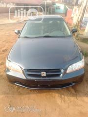 Honda Accord 2001 Coupe Blue   Cars for sale in Lagos State, Alimosho