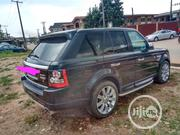 Land Rover Range Rover Sport 2009 Black | Cars for sale in Lagos State, Agege