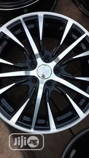 Peug Alloy Rims | Vehicle Parts & Accessories for sale in Abuja (FCT) State, Kubwa