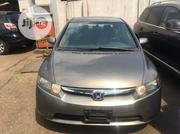 Honda Civic 2006 Sedan LX Automatic Gray | Cars for sale in Lagos State, Isolo