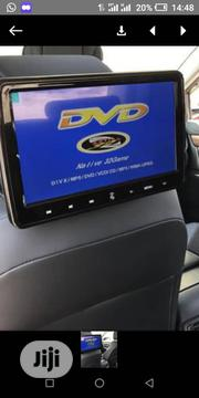 Back Seat DVD Player Headrest | Vehicle Parts & Accessories for sale in Lagos State, Ojo