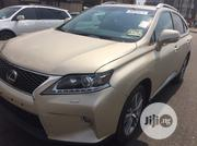 Lexus RX 2015 350 AWD Gold | Cars for sale in Lagos State, Surulere
