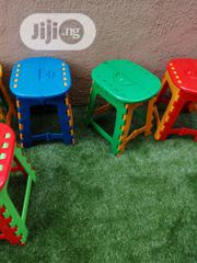 Moveable Plastic Stool | Children's Furniture for sale in Lagos State, Ikeja
