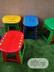 Foldable Plastic Step Stool For Sale | Children's Furniture for sale in Lagos State, Ikeja