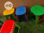 Plastic Stool With Multicolour | Children's Furniture for sale in Lagos State, Ikeja