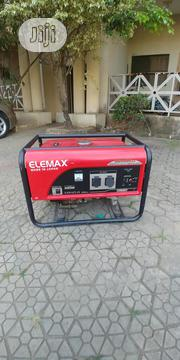 Original Elemax Generator For Sale | Electrical Equipment for sale in Abuja (FCT) State, Wuye