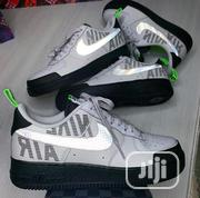 Nike Reflective White Sneakers | Shoes for sale in Lagos State, Lagos Island