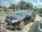 Ford Edge 2008 Black | Cars for sale in Delta State, Uvwie