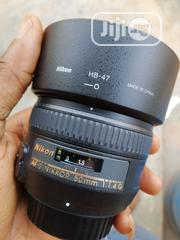 Nikon 50mm F1.4G - Used | Photo & Video Cameras for sale in Lagos State, Alimosho