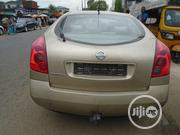 Nissan Primera 2004 Gold | Cars for sale in Lagos State, Ikeja