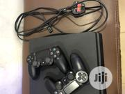 Playstation 4 With 2 Controllers   Video Game Consoles for sale in Edo State, Oredo