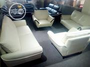 Perfect Leather Sofa Set | Furniture for sale in Lagos State, Ojota