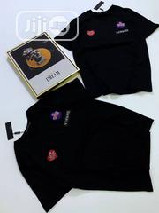 Exclusive Versace Round Neck | Clothing for sale in Lagos State, Lagos Island