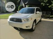 Toyota Highlander 2008 Limited White | Cars for sale in Lagos State, Alimosho