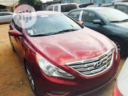 Hyundai Sonata 2011 Red | Cars for sale in Lagos State, Ikeja