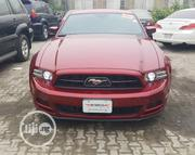 Ford Mustang 2014 Red | Cars for sale in Lagos State, Lekki Phase 1