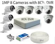 Hik Vision 1mp 8ch Kit | Security & Surveillance for sale in Lagos State, Ikeja