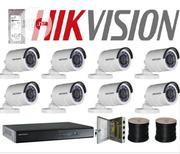 Hik Vision 1080p 8ch Kit | Security & Surveillance for sale in Lagos State, Ikeja