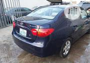 Hyundai Elantra 2008 1.6 GLS Automatic Blue | Cars for sale in Lagos State, Magodo