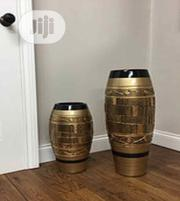 Gold Athena Floor Vase | Home Accessories for sale in Lagos State, Lekki Phase 2
