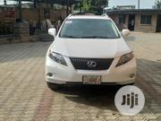 Lexus RX 2011 350 White | Cars for sale in Abuja (FCT) State, Central Business District