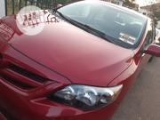 Toyota Corolla 2012 Red | Cars for sale in Abuja (FCT) State, Garki 2