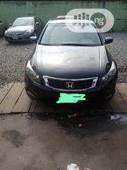 Honda Accord 2008 2.0i-VTEC Executive Black | Cars for sale in Lagos State, Lagos Mainland