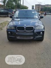 BMW X5 2008 3.0i Sport Black | Cars for sale in Lagos State, Ipaja