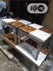 Marble Center Table With Marble Stools | Furniture for sale in Oyo State, Ibadan