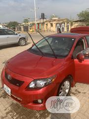 Toyota Corolla 2010 Red | Cars for sale in Abuja (FCT) State, Lugbe