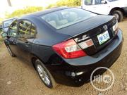 Honda Civic 2012 Black | Cars for sale in Abuja (FCT) State, Central Business District
