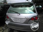 Lexus RX 2003 Silver | Cars for sale in Lagos State, Lagos Mainland