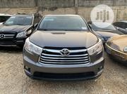 Toyota Highlander 2015 Gray | Cars for sale in Lagos State, Ifako-Ijaiye