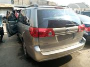 Toyota Sienna 2007 LE 4WD Silver | Cars for sale in Lagos State, Ojo
