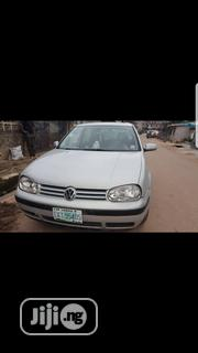 Volkswagen Golf 2002 Silver | Cars for sale in Lagos State, Agege