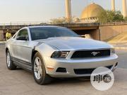 Ford Mustang 2012 GT Coupe Silver | Cars for sale in Abuja (FCT) State, Central Business District