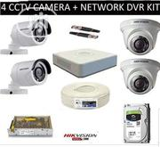Hik Vision 1080p 4ch Kit | Security & Surveillance for sale in Lagos State, Ikeja
