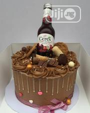 Chocolate Buttered Cream Cake | Party, Catering & Event Services for sale in Oyo State, Ibadan North
