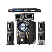 Djack Bluetooth Home Theatre DJ-703A And DVD Player | Audio & Music Equipment for sale in Lagos State, Ojo