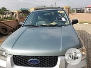 Ford Escape 2005 Hybrid Green | Cars for sale in Lagos State, Ikeja