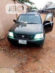 Honda CR-V 2002 EX 4WD Automatic Black | Cars for sale in Anambra State, Onitsha South