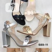 Comfortable Block Heels Sandals for Every Woman | Shoes for sale in Lagos State, Lagos Island