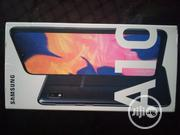 New Samsung Galaxy A10 32 GB Black   Mobile Phones for sale in Lagos State, Surulere
