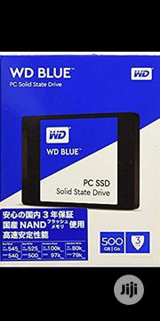 WD 500gb Blue 3D Solid State Drive Ssd | Computer Hardware for sale in Lagos State, Ikeja