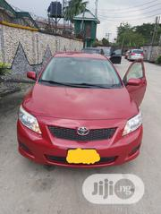 Toyota Corolla 2010 Red | Cars for sale in Delta State, Uvwie