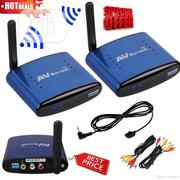 Av Wireless Transmitter & Receiver 5.8GHZ | Networking Products for sale in Lagos State, Ikeja