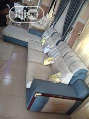 L Shape Sofa Fabric Chairs | Furniture for sale in Lagos State, Ojo